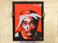 2 PAC / MADE OUT OF NIKE SHOE BOXES