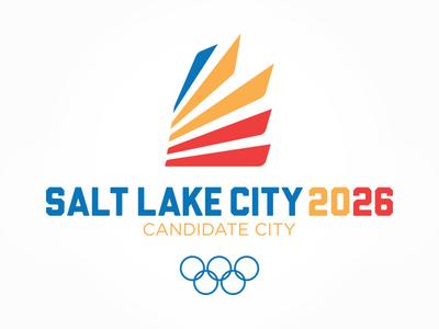 SALT LAKE CITY 2026 OLYMPICS - Logo Concept