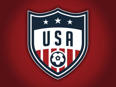 USA Soccer - Logo Concept