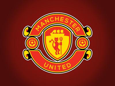 MANCHESTER UNITED - Logo Concept
