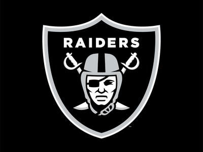 LAS VEGAS RAIDERS - Logo Concept