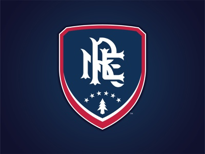 NEW ENGLAND REVOLUTION - Logo Concept concepts futbol soccer redesign logo branding 2020 mls soccer mls new england