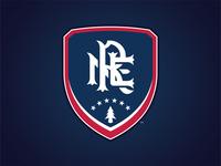 NEW ENGLAND REVOLUTION - Logo Concept