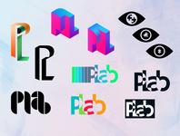 PLab logo project