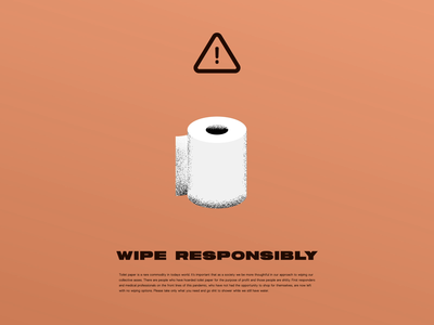 Wipe Responsibly