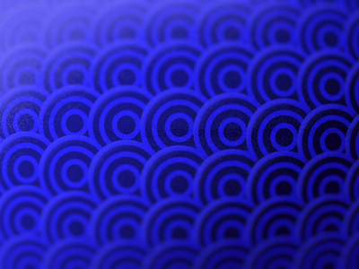 Verom   Wave Pattern water dragon scales after effects motion design circles concentric wave