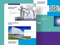 University Foundation | Website Design