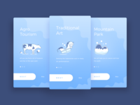 Onboarding for Purworejo Tourism Apps