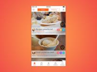 Food Review App