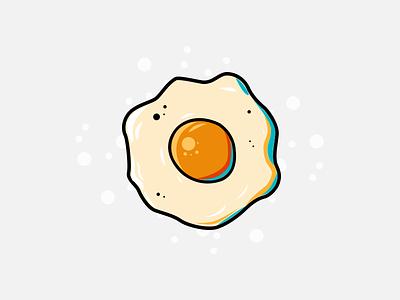 Sunny Side Up fried yolk food sunny yellow breakfast egg app ios icons icon