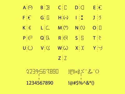 Opp. ( The opposite font )