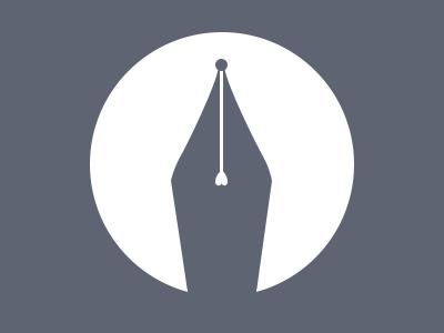 Cocoabalt fountain pen logo