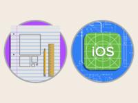 Icons for portfolio