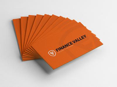 Financial logo design branding and identity branding concept shield logo black white orange card cards business mockup design logo financial
