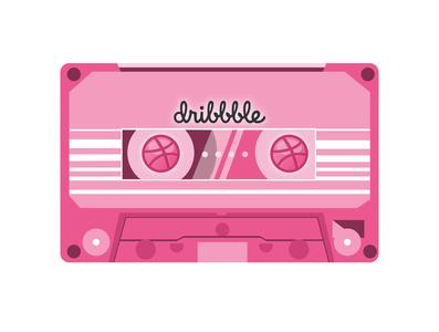 Dribbble tape!
