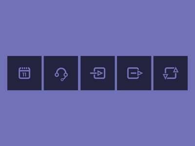 Dashboard Icons ui icons