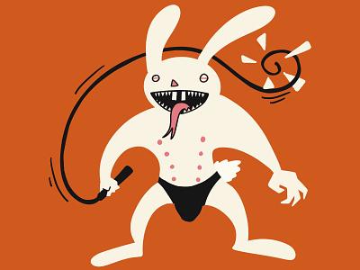Hellbunny halloween comic scca procreate illustration design