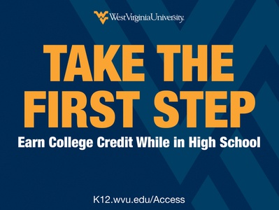 Take The First Step K12 Postcard