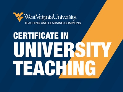 Certificate In University Teaching Brochure