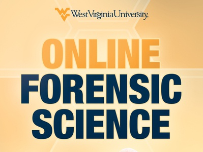 WVU CPE Online Forensic Science Postcard