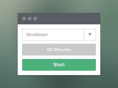 Shutdown   ui3