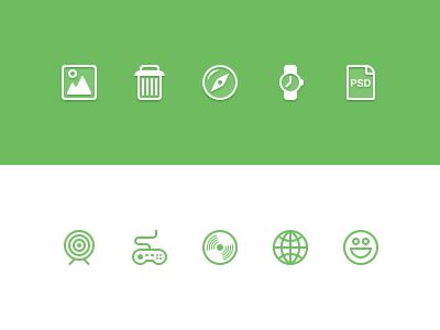 Line Icons Part 2