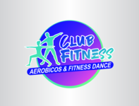 Club fitness final logo