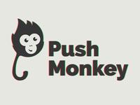 Push Monkey Logo