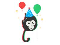 Push Monkey Party