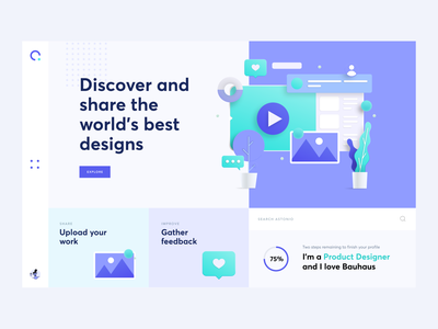 Astonio ux vector branding logo flat minimal website design clean ui