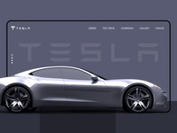 Tesla Car Concept