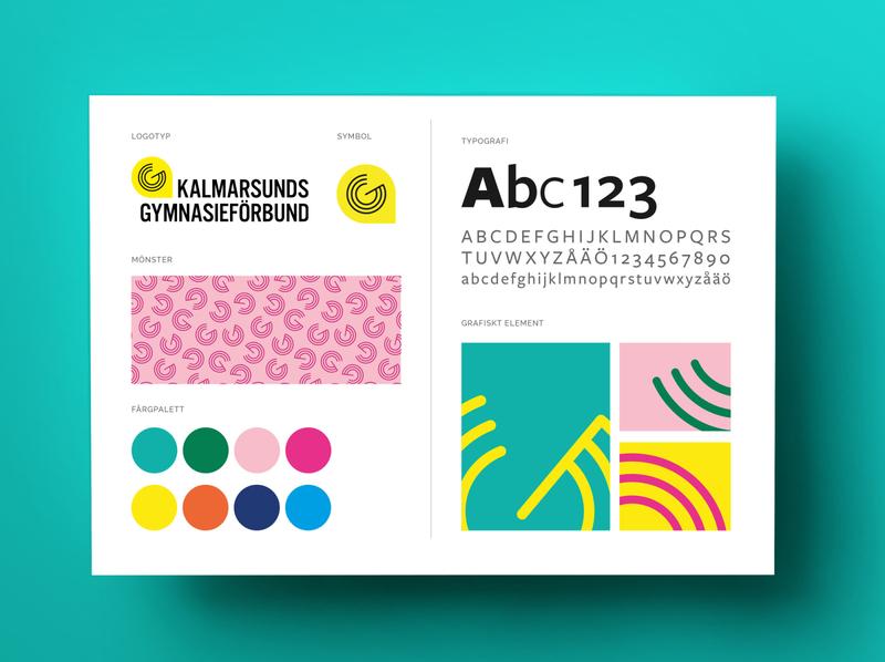 Visual identity & logotype logo typography design illustration vector visual identity logodesign graphic profile colors branding