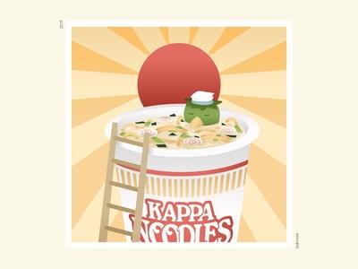Kappa Noodles
