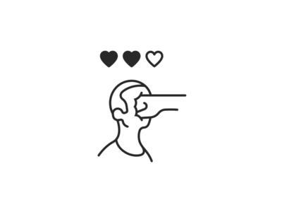 -1 drawing 2d logo graphic design minimal flat design symbol icon art new recent dribbble fun character illustration