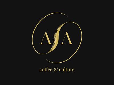 ASA Coffee & Culture - Logo Design vector coffeeshop coffee ui logo branding visual art food and drink visual design design