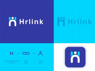 Hrlink logo