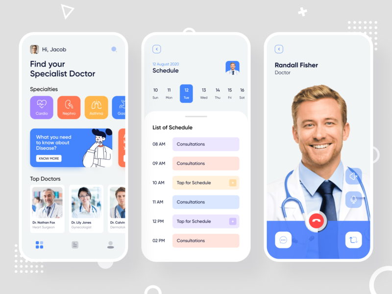 Doctor Booking Apps