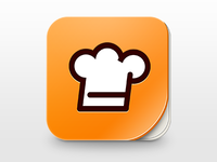COOKPAD Icon for iOS