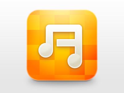 Tadakyoku Icon app icon apple music japan iphone