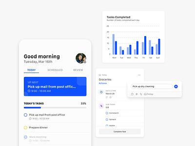 Norby - Personal Task Managment App todoapp todolist todo free uiux design app ui