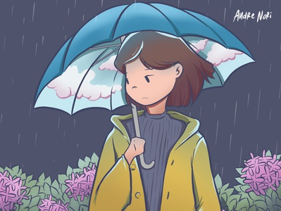 Redraw Challange by Heikala ( The Weather Maker)
