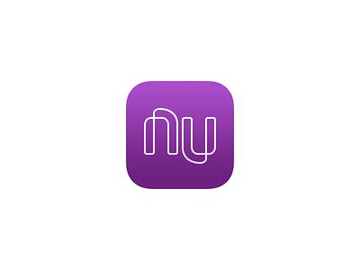Nubank App Icon nu icon app nubank