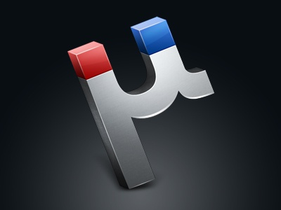 µTorrent icon torrent magnet µtorrent utorrent