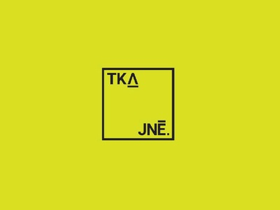 Toka Jone Logo Concept / Vynil Shop and Record Label