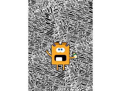 CryptoMoonsters #03 Dirim ethereum bitcoin crypto child nft nfts cryptoart digitalart digitalartist cryptomoonsters characterdesign