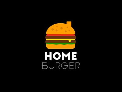 Hamburger Logo Design v1 design logo design logo icon hamburger