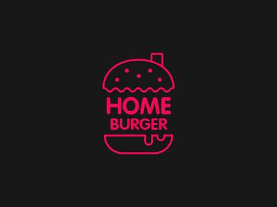 Hamburger Logo Design v3 design logo design logo icon hamburger