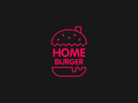 Hamburger Logo Design v3
