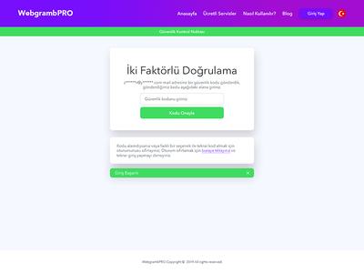 Webgramb Login