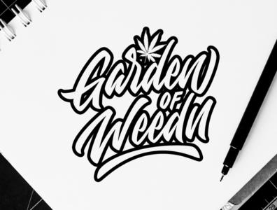 Garden of Weedn Logo